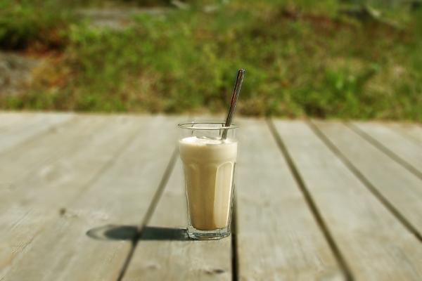 mucho mocca milkshake