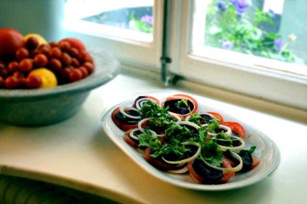 tamatar salat