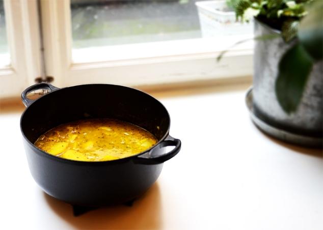 Potatissoppa